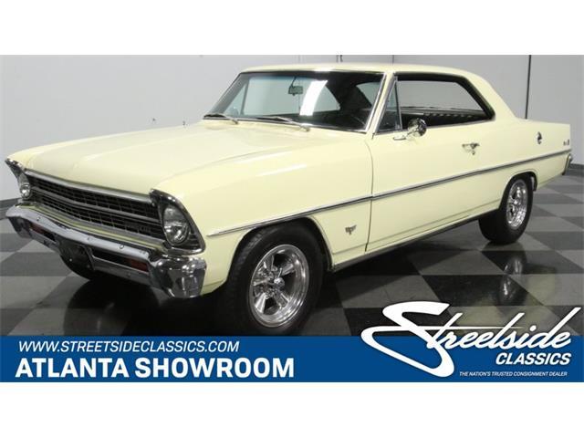 1967 Chevrolet Nova (CC-1368308) for sale in Lithia Springs, Georgia