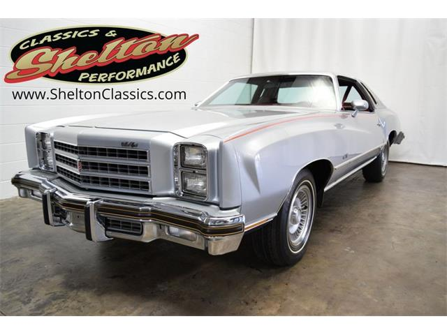 1976 Chevrolet Monte Carlo (CC-1368331) for sale in Mooresville, North Carolina