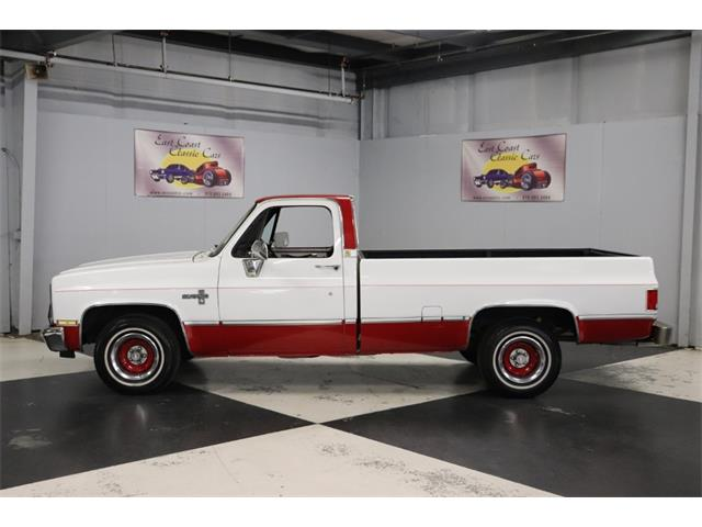 1983 Chevrolet Silverado (CC-1360834) for sale in Lillington, North Carolina