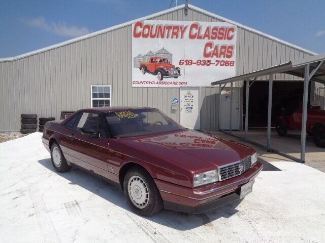 1987 Cadillac Allante (CC-1368342) for sale in Staunton, Illinois