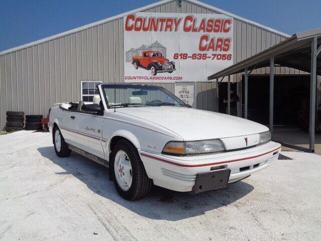 1993 Pontiac Sunbird (CC-1368343) for sale in Staunton, Illinois