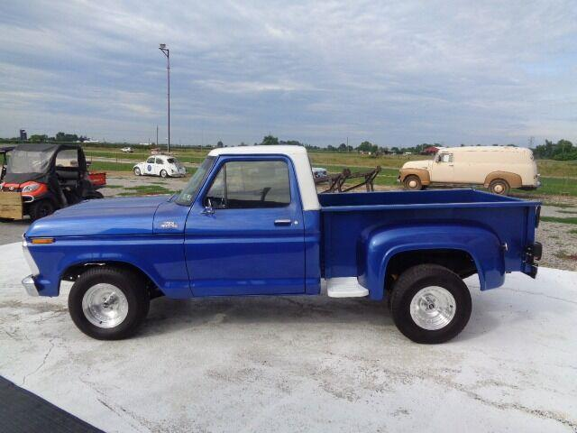 1977 Ford F100 (CC-1368348) for sale in Staunton, Illinois