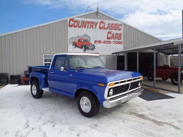 1977 Ford F100 (CC-1368348) for sale in Staunton, Illinois