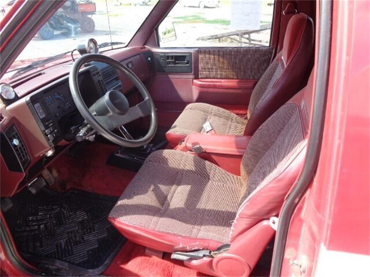 1986 Chevrolet Blazer (CC-1368350) for sale in Staunton, Illinois