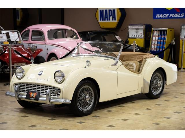 1961 Triumph TR3 (CC-1368370) for sale in Venice, Florida