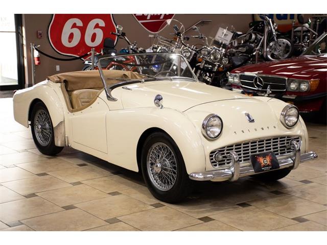1961 Triumph TR3 (CC-1368370) for sale in Venice, Florida