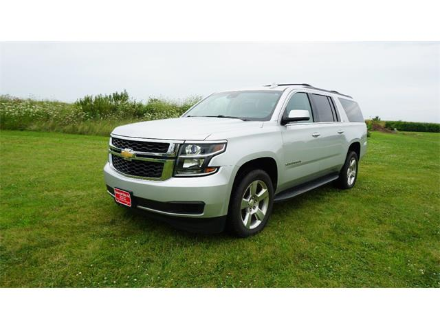 2016 Chevrolet Suburban (CC-1368375) for sale in Clarence, Iowa