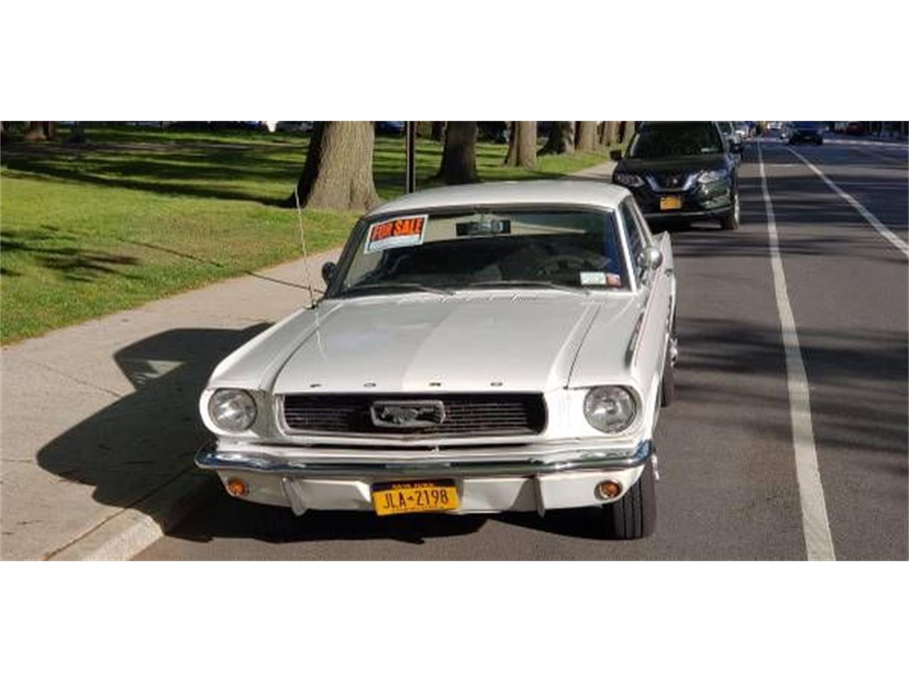 1966 Ford Mustang (CC-1368377) for sale in Cadillac, Michigan