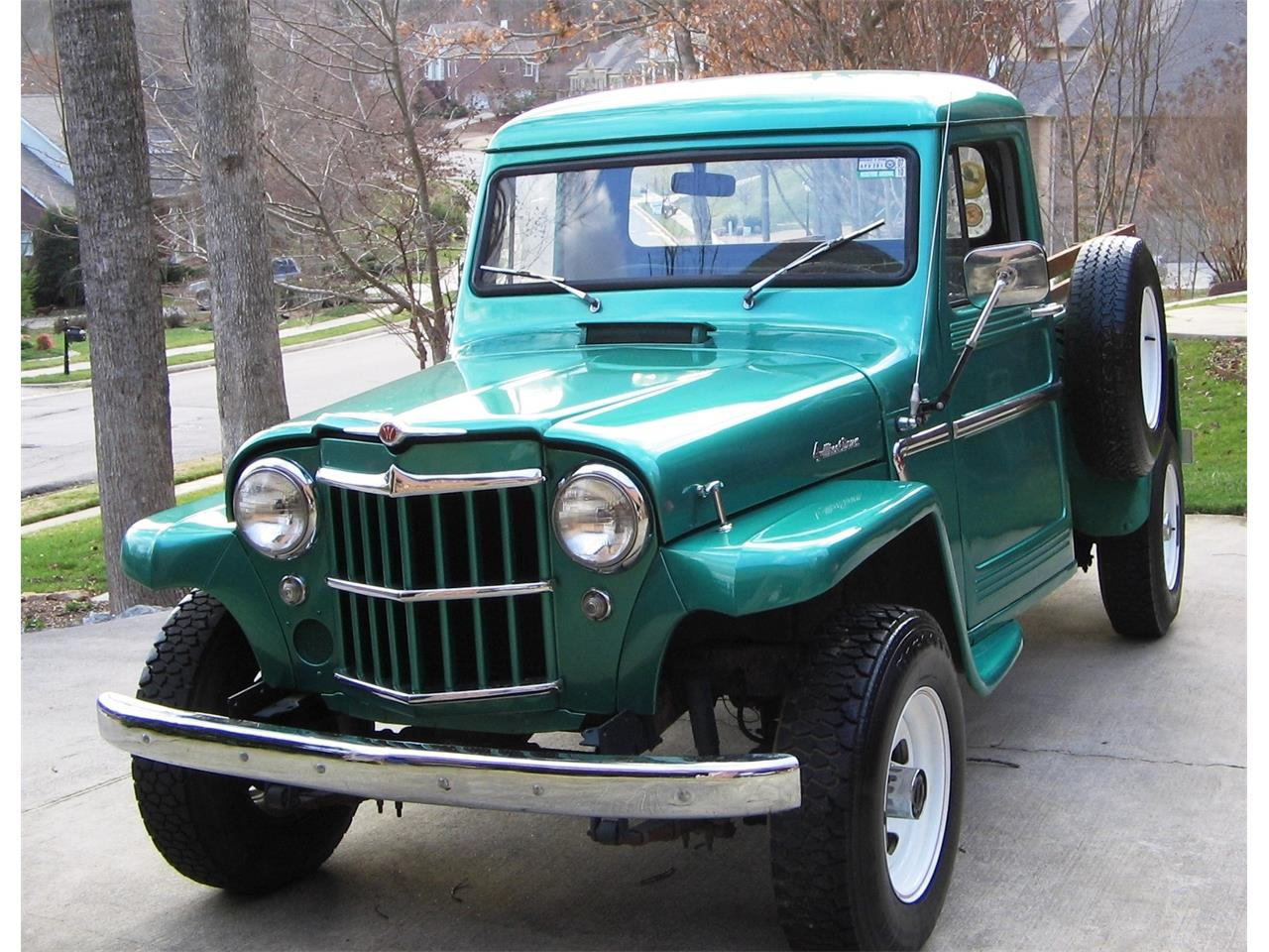 1962 Willys Pickup (CC-1360838) for sale in Hampton Cove, Alabama