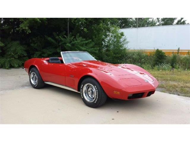 1973 Chevrolet Corvette (CC-1368383) for sale in Cadillac, Michigan