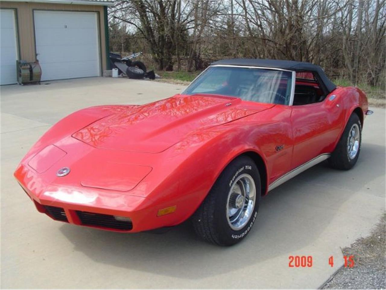 1973 Chevrolet Corvette (CC-1368383) for sale in Cadillac, Michigan