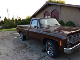 1977 Chevrolet C10 (CC-1368384) for sale in Cadillac, Michigan