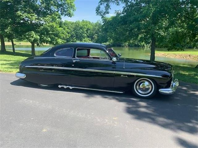 1949 Lincoln Coupe (CC-1368386) for sale in Cadillac, Michigan