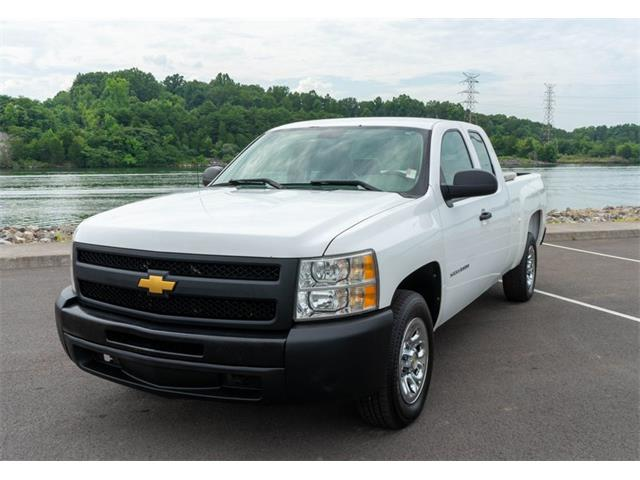 2012 Chevrolet Silverado (CC-1368388) for sale in Lenoir City, Tennessee