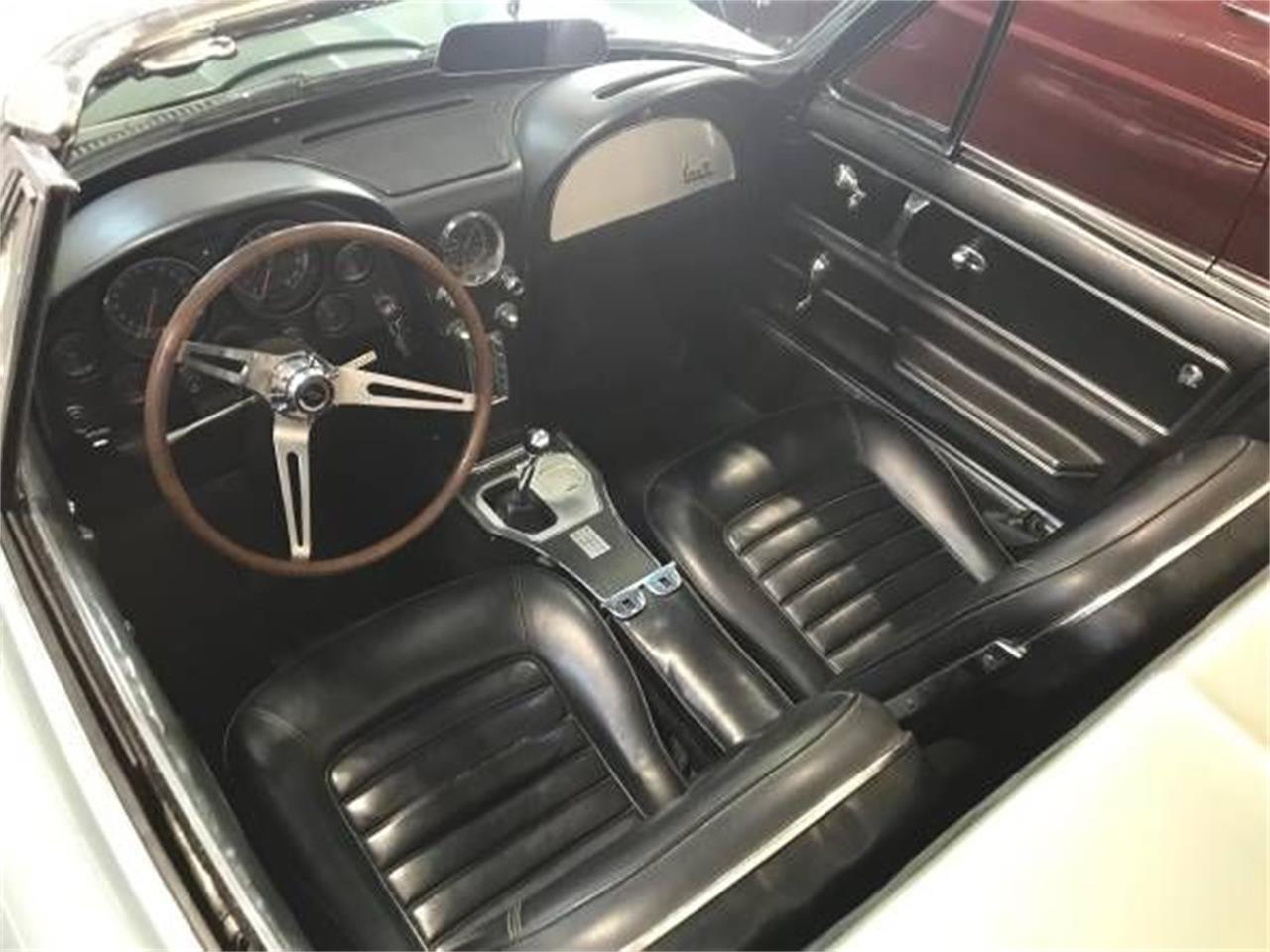 1966 Chevrolet Corvette (CC-1368389) for sale in Cadillac, Michigan