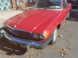 1978 Mercedes-Benz 450SL (CC-1368396) for sale in Cadillac, Michigan