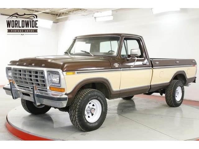 1978 Ford Ranger (CC-1360084) for sale in Denver , Colorado