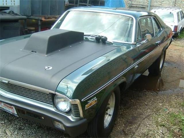 1970 Chevrolet Nova (CC-1368402) for sale in Cadillac, Michigan