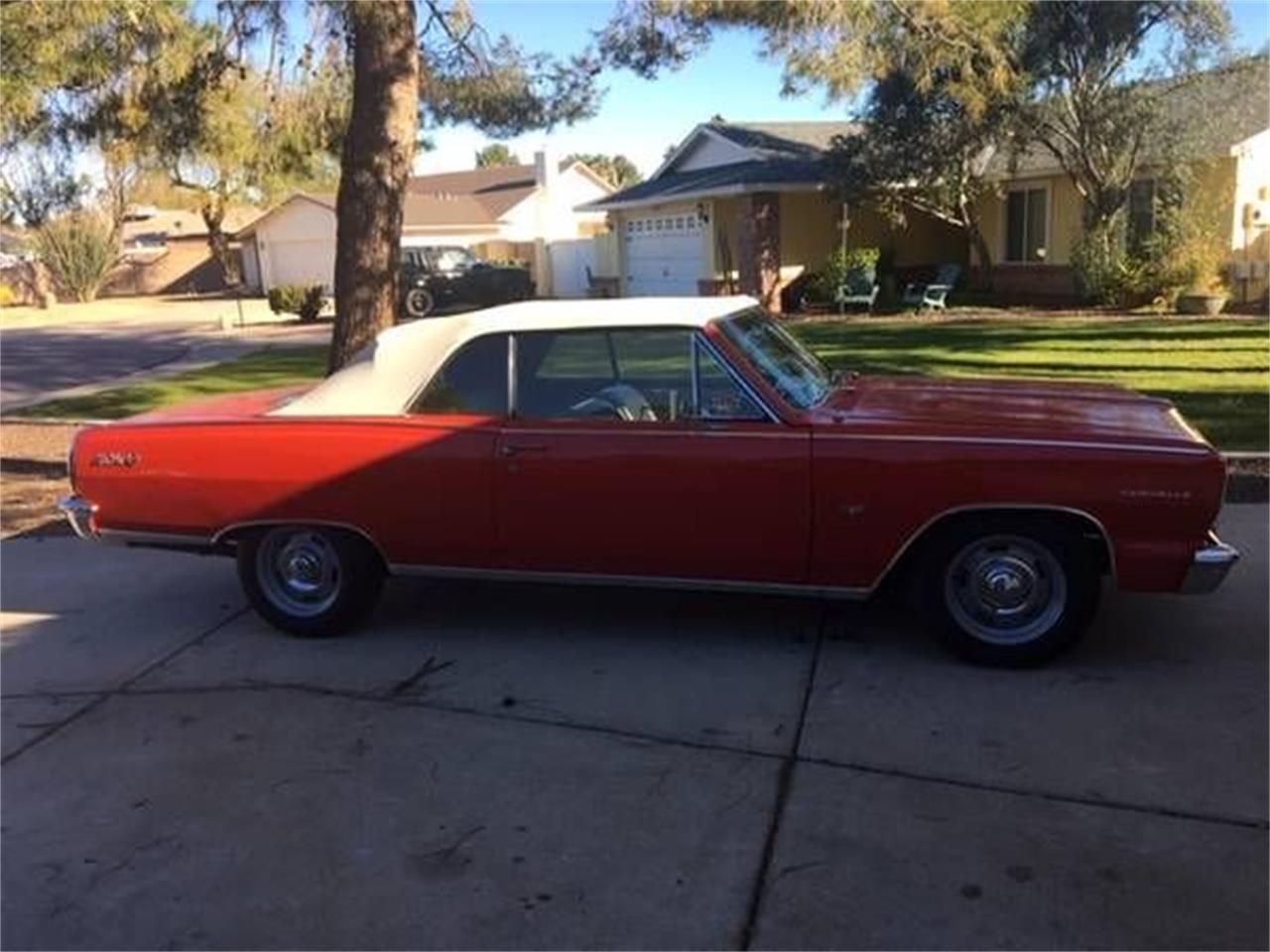 1964 Chevrolet Chevelle (CC-1368404) for sale in Cadillac, Michigan