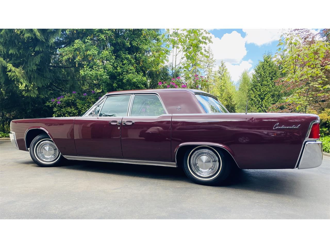 1962 Lincoln Continental (CC-1360841) for sale in Puyallup, Washington