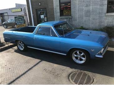 1966 Chevrolet El Camino (CC-1368411) for sale in Cadillac, Michigan