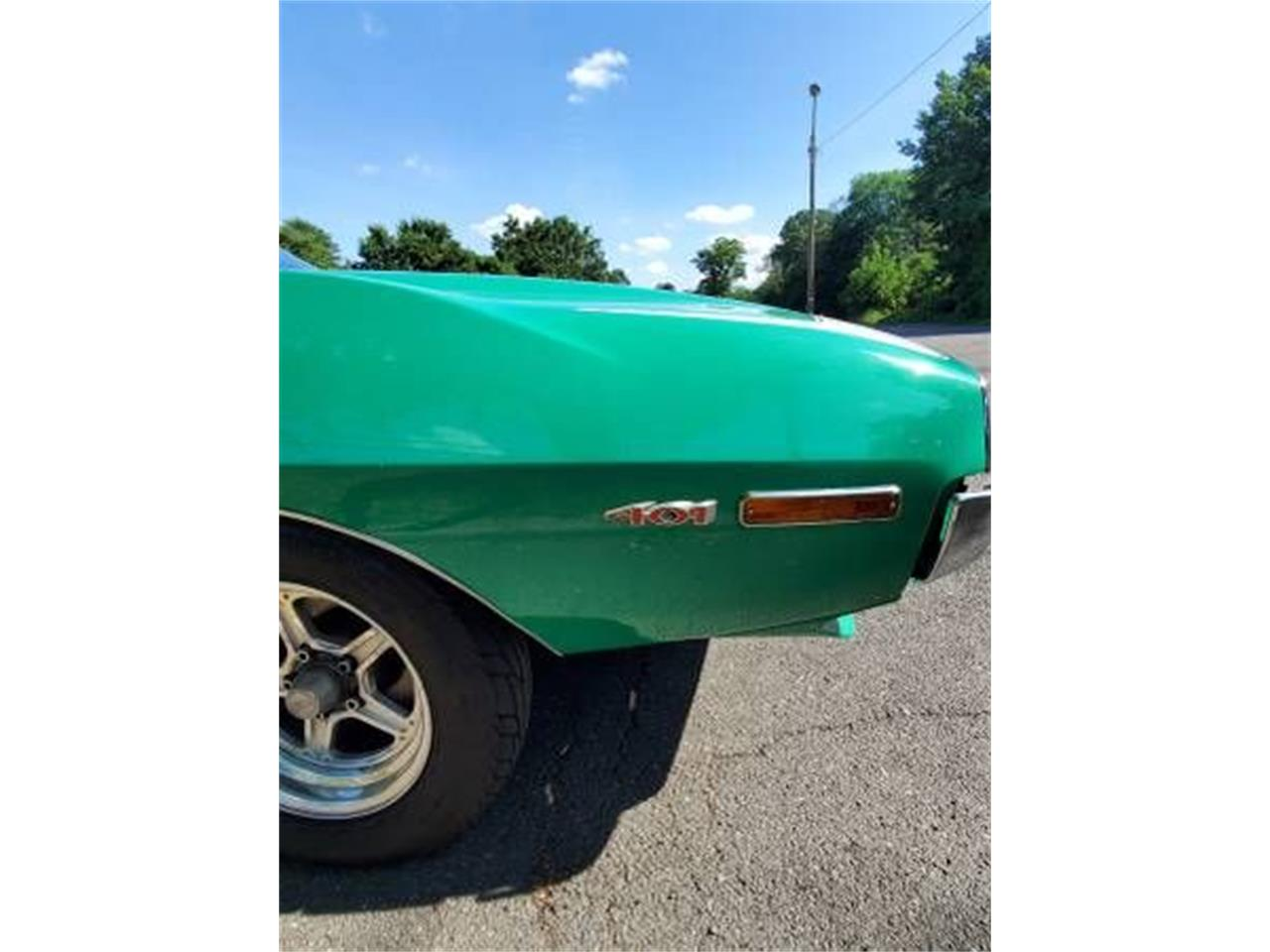 1973 AMC AMX (CC-1368413) for sale in Cadillac, Michigan