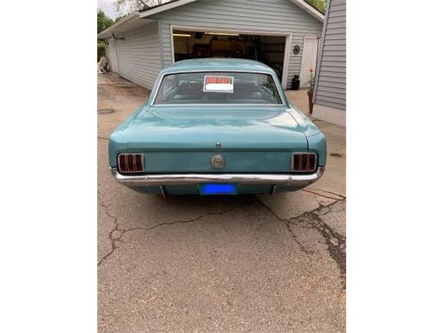 1966 Ford Mustang (CC-1368419) for sale in Cadillac, Michigan