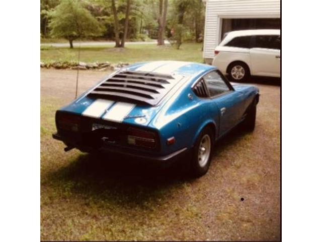 1972 Datsun 240Z (CC-1368421) for sale in Cadillac, Michigan
