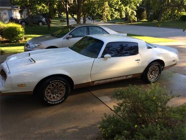1978 Pontiac Firebird (CC-1368424) for sale in Cadillac, Michigan