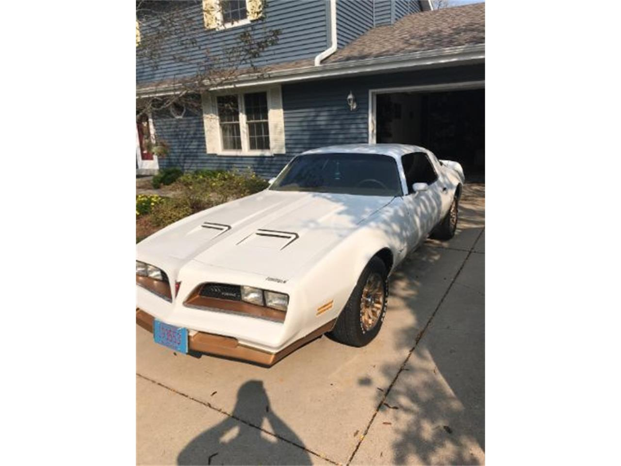 1978 Pontiac Firebird (CC-1368424) for sale in Cadillac, Michigan