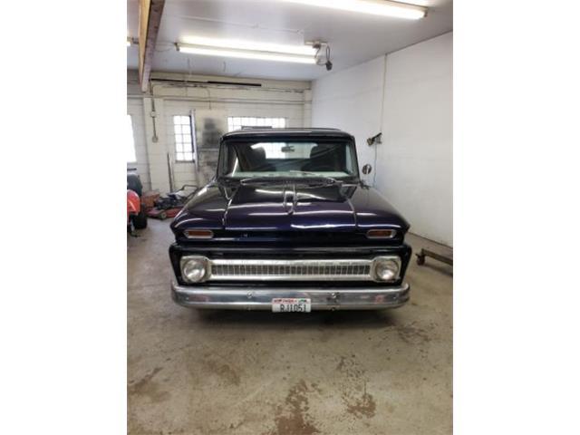 1966 Chevrolet C10 (CC-1368425) for sale in Cadillac, Michigan