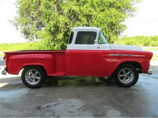 1958 Chevrolet 3100 (CC-1368428) for sale in Cadillac, Michigan