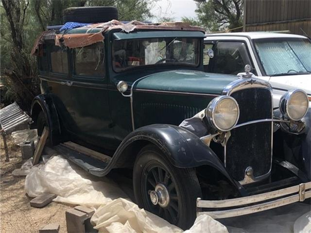 1929 Dodge Brothers Sedan (CC-1360843) for sale in La joya, New Mexico