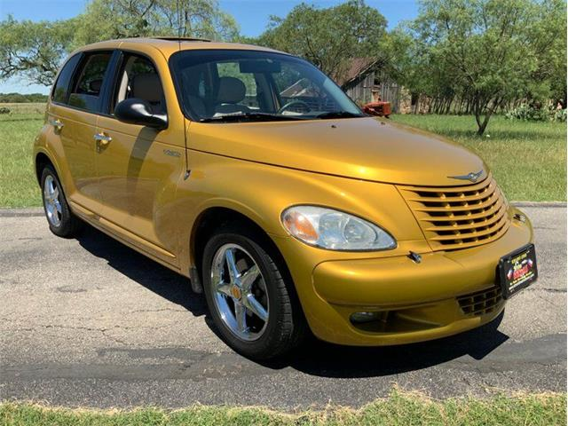 2002 Chrysler PT Cruiser (CC-1368431) for sale in Fredericksburg, Texas