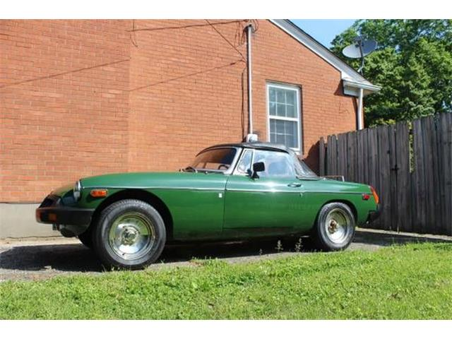 1979 MG MGB (CC-1368433) for sale in Cadillac, Michigan