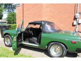 1979 MG MGB (CC-1368433) for sale in Cadillac, Michigan
