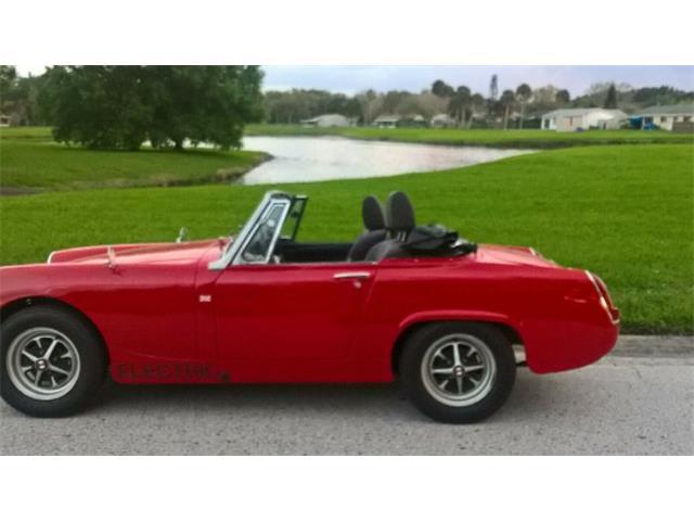 1969 Austin-Healey Sprite (CC-1368435) for sale in Cadillac, Michigan