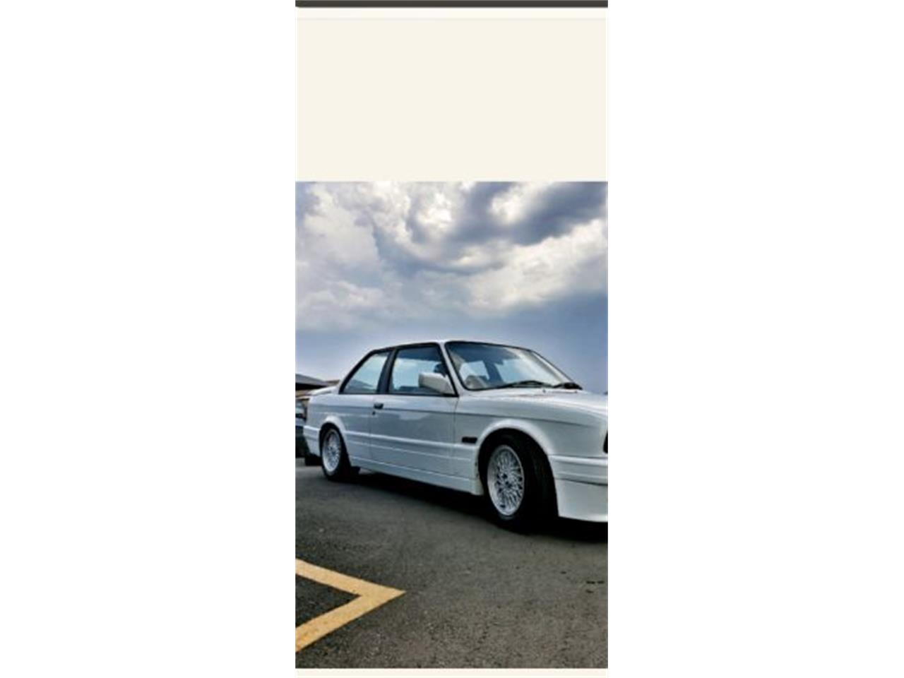 1990 BMW 3 Series (CC-1368444) for sale in Cadillac, Michigan