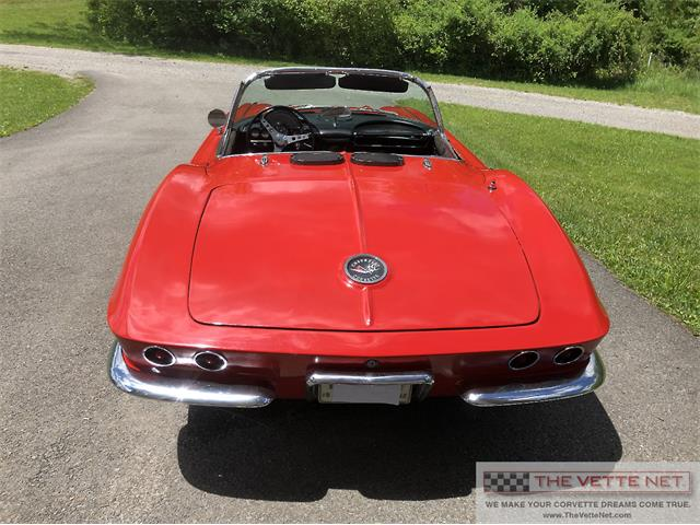 1962 Chevrolet Corvette (CC-1368447) for sale in Sarasota, Florida