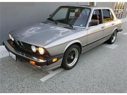 1987 BMW 3 Series (CC-1368448) for sale in Cadillac, Michigan