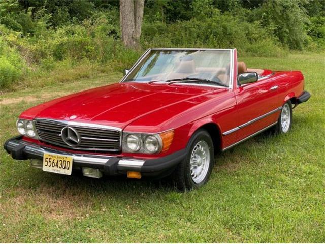 1985 Mercedes-Benz 380SL (CC-1368449) for sale in Cadillac, Michigan