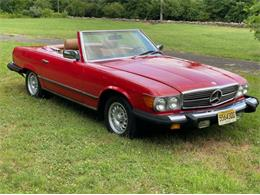 1985 Mercedes-Benz 380SL (CC-1368449) for sale in Cadillac, Michigan