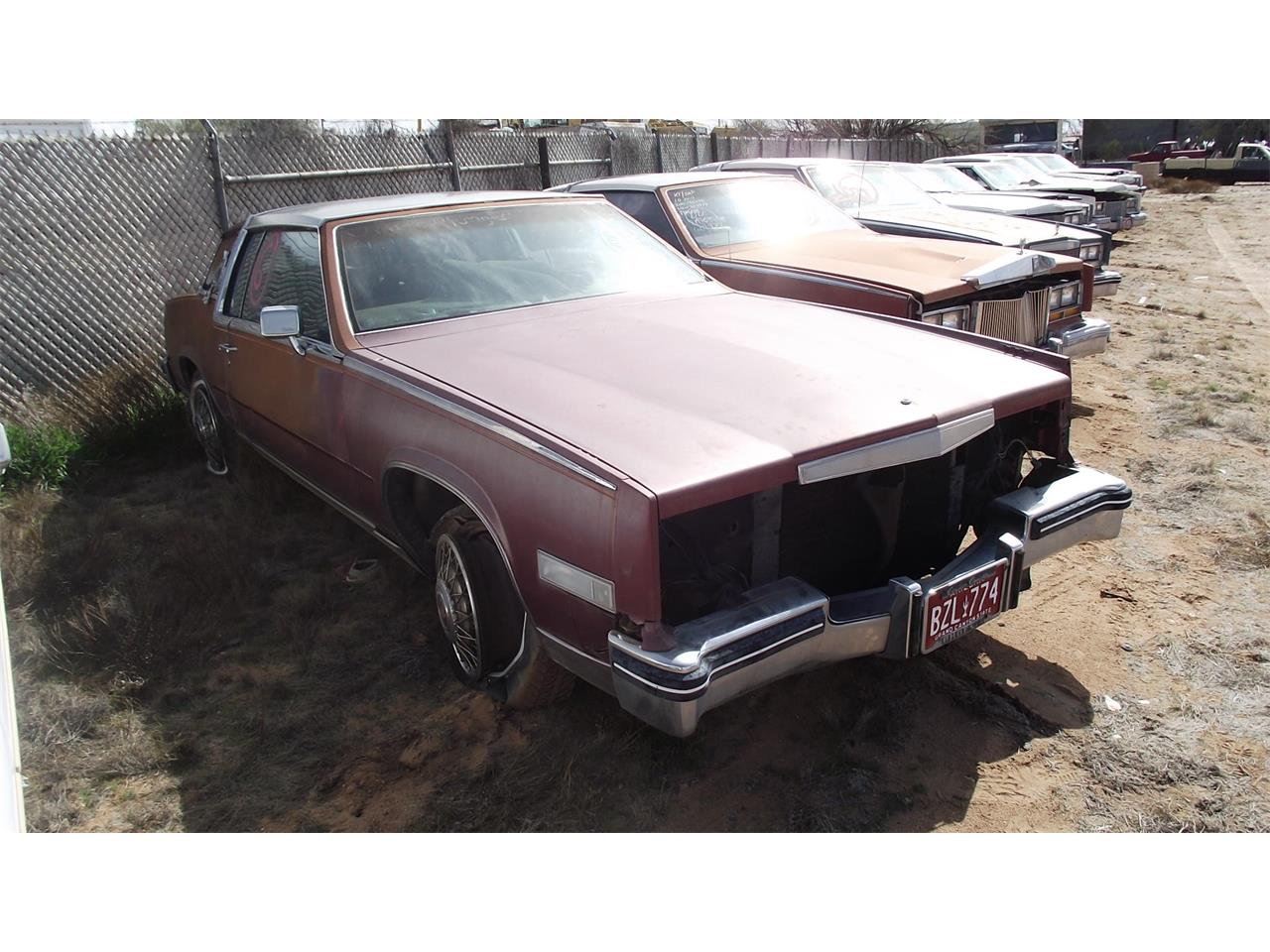 1984 Cadillac Eldorado (CC-1360845) for sale in Phoenix, Arizona