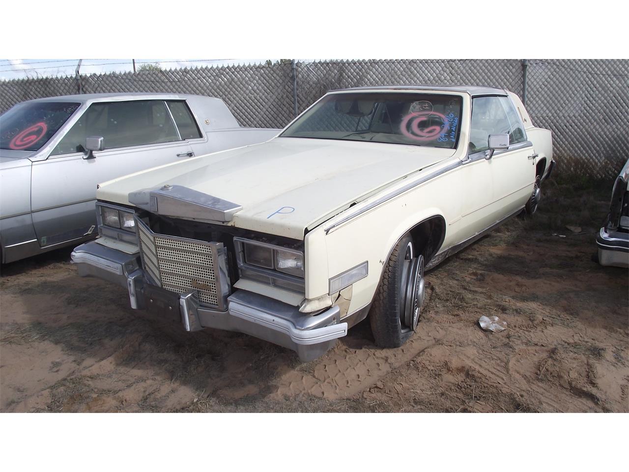 1984 Cadillac Eldorado (CC-1360847) for sale in Phoenix, Arizona