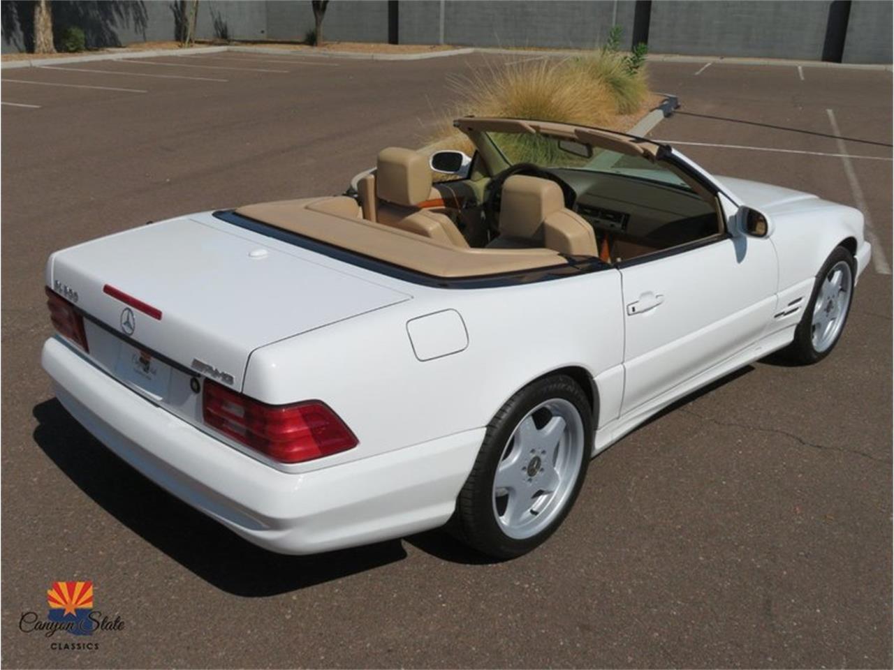 2002 Mercedes-Benz SL-Class (CC-1368478) for sale in Tempe, Arizona