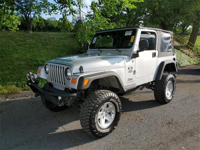 2004 Jeep Wrangler (CC-1368480) for sale in Hilton, New York