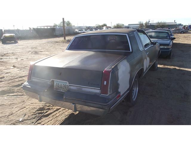 1984 Oldsmobile Cutlass (CC-1360849) for sale in Phoenix, Arizona