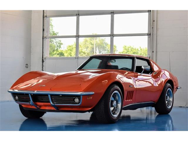 1969 Chevrolet Corvette (CC-1368514) for sale in Springfield, Ohio