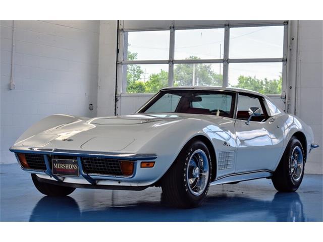 1972 Chevrolet Corvette (CC-1368516) for sale in Springfield, Ohio