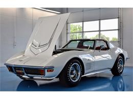 1972 Chevrolet Corvette (CC-1368516) for sale in Springfield, Ohio